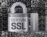 CERTUM Commercial SSL (wildcard)